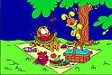Színező kifestő játék kedvenc rajzfilmes cicánkkal  és Ubullal a Garfield játék felületén. Nagyon vagány online játék érkezik most!