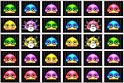 Csodás színekkel vár egy remek zuhatag játék! Ne akarj ellenállni, ez egy nagyon jó online játék!
