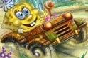 Sponge In Magic World