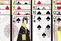 Különös kártyalapok teszik emlékezetessé a pasziánsz játékok legújabb darabját, ami egyenesen Japánból érkezett az online játékok közé.