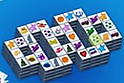 Szép grafikával megáldott mahjong játék a palettán, és az online játék nem sokat várat magára, azonnal a táblával indít.