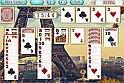 Egy jó pasziánsz játék az Eiffel-toronynál? Igen, most egy ilyen ingyenes online játék vár rád!
