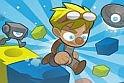 Szedjél össze minél több csillagot a mászkálós játék során, de vigyázz mert az online játékban egyre nehezednek a pályák!