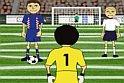 Legyél te az új Király Gábor ebben a sportos játékban! Védd meg a kaput a góloktól az ingyenes online ideje alatt.