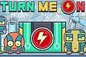 Gyűjts be minél több aranyfogaskereket a mászkálós játék során, és találd meg a kijáratot az ingyenes online játékban!