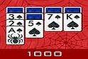 Klasszikus pasziánsz játék, ami ugye az ingyenes online játékok között soha nem okoz csalódást!