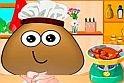 Népszerű Pou játék, mely egyben főzős játék is lesz! Segíts neki az online játék során, hogy minden rendben menjen!