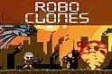 Elszabadult robotokra kell vadásznod, az akció játék tele lesz velük! A lehető legextrább helyeken is lehetnek az online játék során.