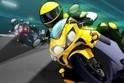 Városi terepen zajlik a motoros játék, ami egyben sport játék is, hiszen győzelemre megy, a dicsőségért zajlik ez az online játék.