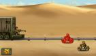 Védd meg a vonatot az ellenségtől!