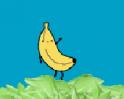 """Legyél egy banán és ugrálj. Elég """"komoly"""" játék."""