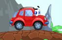 Aranyos kis autós játék gyerekeknek.