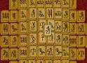 Egyiptomi mahjong játék. Hihetetlen nehéz.