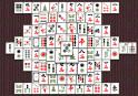 Keleti hangulatú mahjong játék! Bontsd le a tornyot.