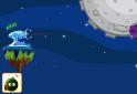 Pusztítsd el a bujkáló űrlényeket. Célozz és találj!