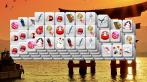 Mahjong-ozz gyönyörű Japán tájképeken! Most még többféle módon.