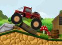 Menj végig a vidéki tájon és élvezd az utazást Monster Truckoddal!