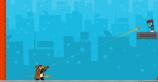 Védd meg a pingvineket a zombiktól online!