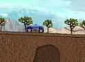 Vezess át egy háborús területen Monster Truck-oddal!