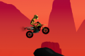 Motorozz vulkánokon. Vigyázz robbanóanyagok is vannak az utadban!
