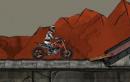 Motorozz végig a lerobbant helyszíneken. Vigyázz komoly akadályok lesznek előtted!