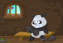 A békés pandákat megtámadták az űrlények. Így már annyira nem békések. Pusztítsd el a behatolókat!