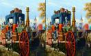 Keresd meg a különbségeket a varázslatos városról készült képeken.