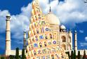 Barangolj Indiába és tüntesd el azokat a fránya mahjongokat!