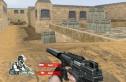 Ölj meg mindenkit ebben a CS-szerű játékban. Természetesen az ellenségeid a terroristák!