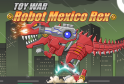 Mexikót is elérte ez a pusztító természet feletti jelenség! A Robot T-rex!
