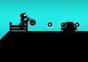 Motorozz a sötétben! Veszélyes ám annál érdekesebb.