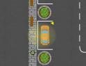 A taxisok élete nem egyszerű. Főleg ha parkolásról van szó.