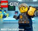 Csatlakozz LEGO® City rendőrségéhez, védd meg a legnagyszerűbb város lakóit
