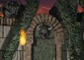 Juss ki a szörnyekkel teli ősi építményből. Vigyázz elég rémisztő ez a környék.
