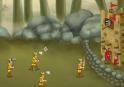 Védd meg a váradat és öld meg a vikingeket! Vigyázz elég komoly harcosok támadnak rád!