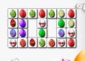 Kösd össze a mahjongokat! Keresd meg a tojások párját.