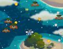 Mentsd meg a majmokat az űrlény támadásoktól! Ehhez bizony lövöldözni kell!
