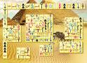 Fedezd fel Egyiptomot mahjongozás közben. Jó móka lesz!