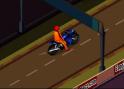 Nyomj egy kis gyorsulási versenyt a motoroddal. Vigyázz ne robbantsd fel a motort!
