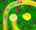 Mosolygós szórakoztató és színes. Egy igazi gyerek játék.