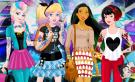 Tetovált hercegnőkről hallottál már? Ha nem akkor most ilyet is láthatsz!