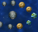 Űrbéli csatára hív ez a játék. Arass elsöprő győzelmet!