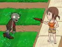 Mentsd meg a túszokat a zombiktól! Vigyázz nagyon pontosnak kell lenned!