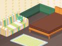 Tervezd meg saját szobád dizájnját! Csináld meg álomszobád!
