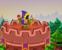 Szép kidolgozott grafika és hatalmas háború vár rád! Védd meg a királyságodat!