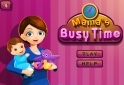 Mama's Busy Time