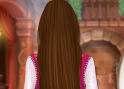 Csináld meg a hercegnő haját! Hatalmas megtiszteltetés ez a feladat egy fodrásznak. Ne rontsd el!