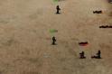 Készülj egy brutális háborúra! Vezesd győzelemre katonáidat!