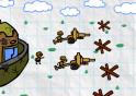 Legyél te is egy hangya katona! Irányítsd a többi hangyát és védekezz!