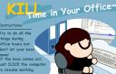 Unatkozol a munkahelyen? Üsd el az időt!
